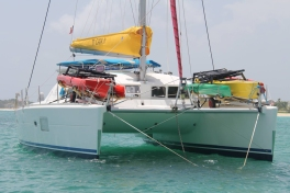 Weta-Trimaran-Small-Beach-Yacht-Catamaran-Transport