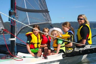 Weta-Trimarans-Biddi-and-Kids