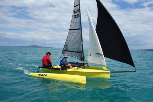Weta-Trimarans-Destination-Torbay-Arkles-Bay-New-Zealand-9